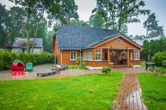 Дом в Юрмале, Латвия, 1050 м2 - фото 1