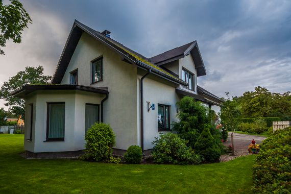Дом в Юрмале, Латвия, 1350 м2 - фото 1