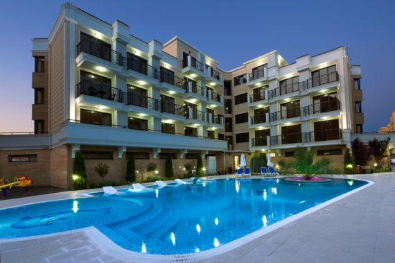 Купить квартиру возле моря в болгарии