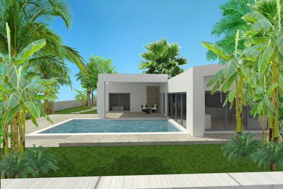 Дом в Рохалесе, Испания, 200 м2 - фото 1
