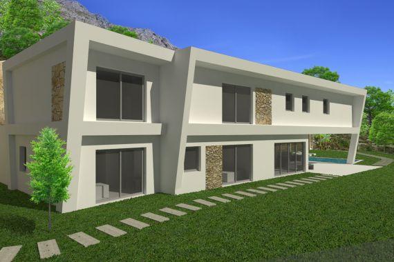 Дом в Альтеа, Испания, 394 м2 - фото 1