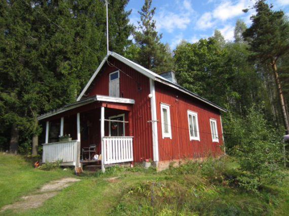 Дом в Руоколахти, Финляндия, 40 м2 - фото 1