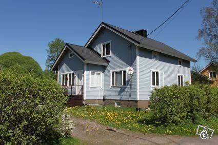 Коттедж в Иматре, Финляндия, 150 м2 - фото 1