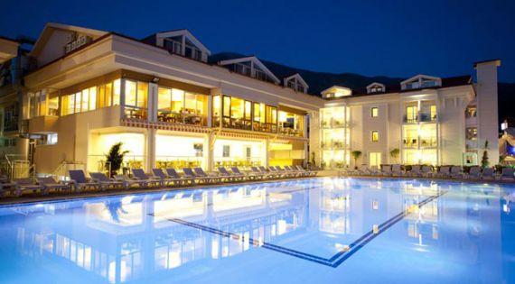 Отель, гостиница в Фетхие, Турция, 7000 м2 - фото 1