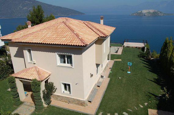 Продажа домов в греции на берегу моря