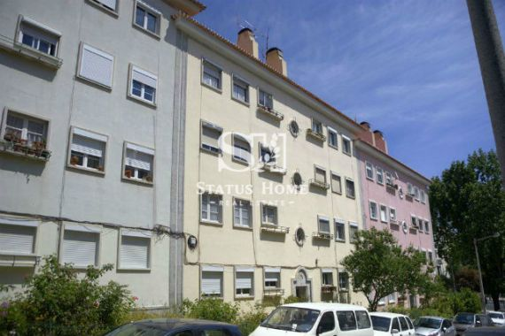 Апартаменты в Лиссабоне, Португалия, 80 м2 - фото 1
