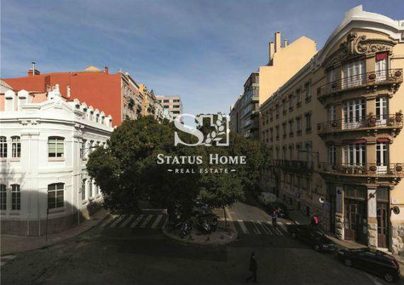 Апартаменты в Лиссабоне, Португалия, 165 м2 - фото 1