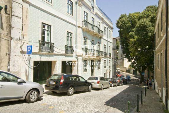 Апартаменты в Лиссабоне, Португалия, 97 м2 - фото 1
