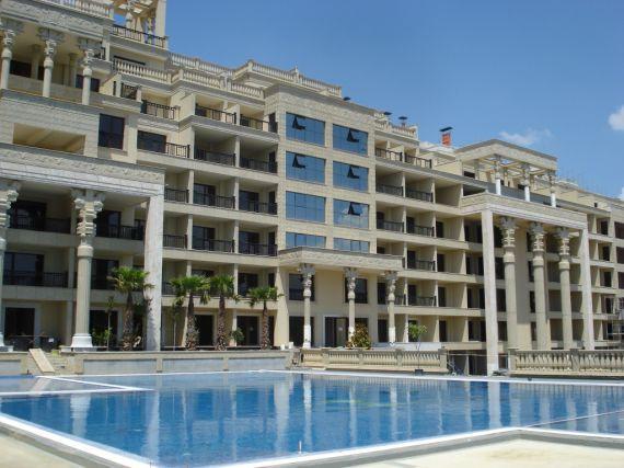 Апартаменты на Золотых Песках, Болгария, 56 м2 - фото 1
