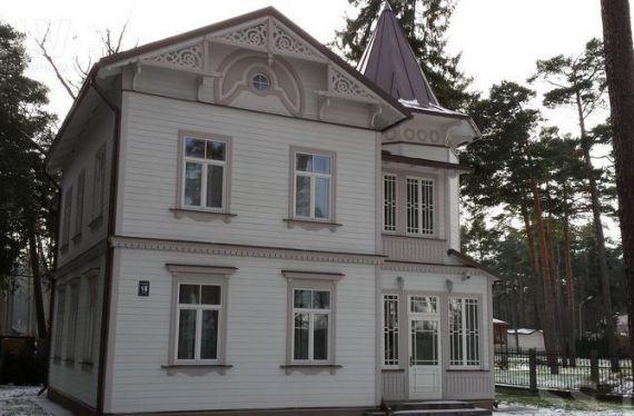 Дом в Юрмале, Латвия, 703 м2 - фото 1