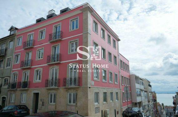 Апартаменты в Лиссабоне, Португалия, 175 м2 - фото 1