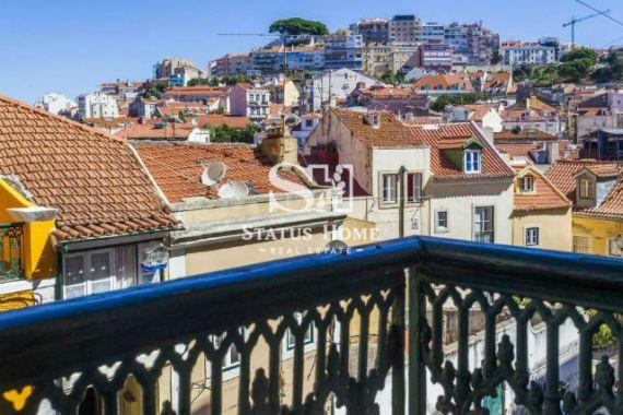 Апартаменты в Лиссабоне, Португалия, 90 м2 - фото 1