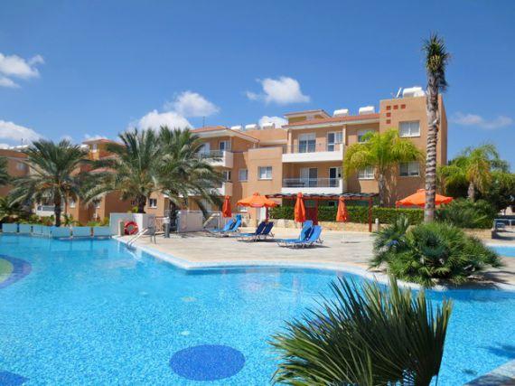 Апартаменты в Пафосе, Кипр, 93 м2 - фото 1