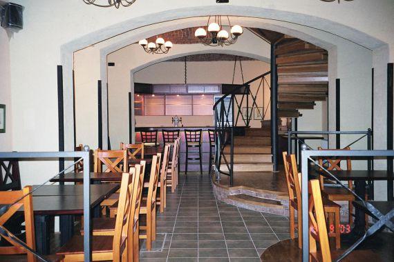 Кафе, ресторан в Праге, Чехия, 150 м2 - фото 1