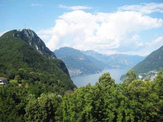 Апартаменты в Лугано, Швейцария, 190 м2 - фото 1