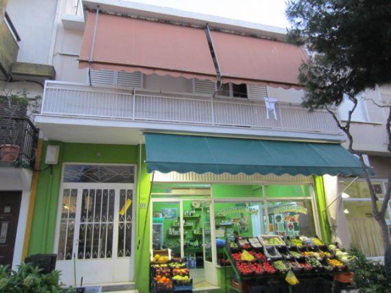Апартаменты в Лутраки, Греция, 35 м2 - фото 1