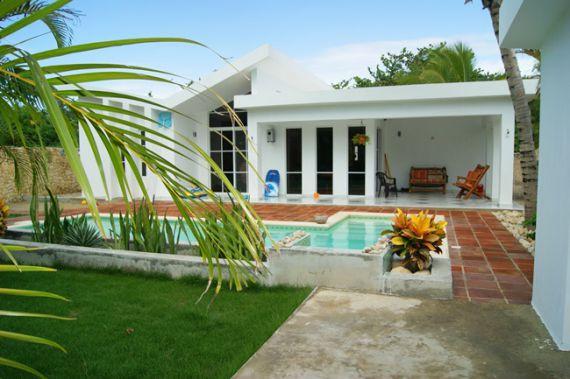 Дом в Кабарете, Доминиканская Республика, 130 м2 - фото 1