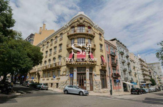 Апартаменты в Лиссабоне, Португалия, 198 м2 - фото 1