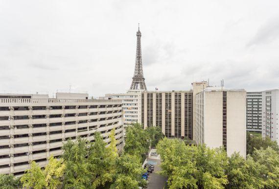 Апартаменты в Париже, Франция, 73 м2 - фото 1