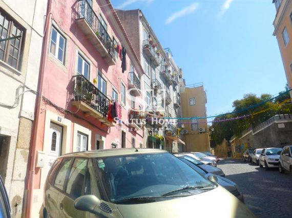 Апартаменты в Лиссабоне, Португалия, 35 м2 - фото 1