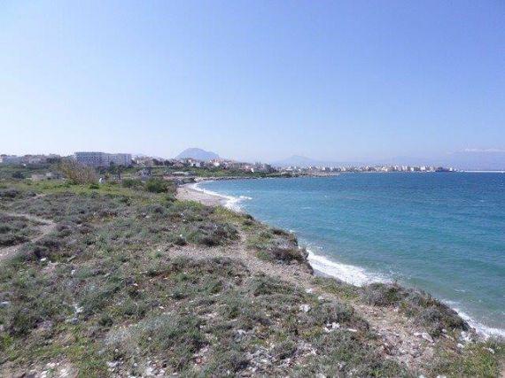 Земля в Коринфе, Греция, 5000 м2 - фото 1