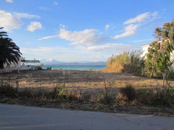 Земля в Коринфе, Греция, 1300 м2 - фото 1