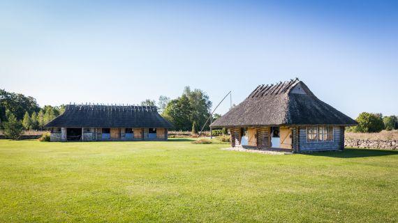Коттедж на Сааремаа, Эстония - фото 1