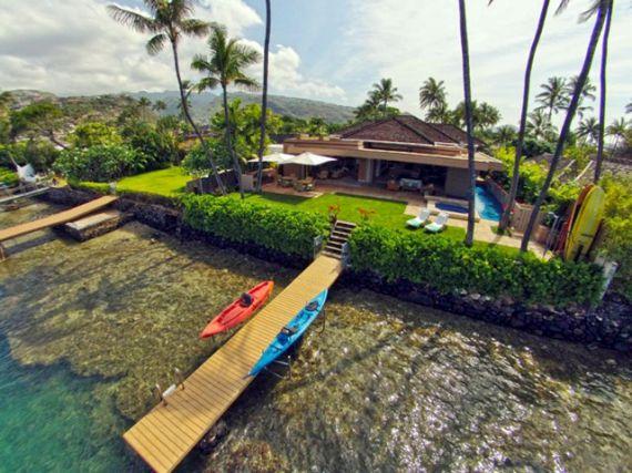Вилла на Гавайях, США, 1212.9 м2 - фото 1