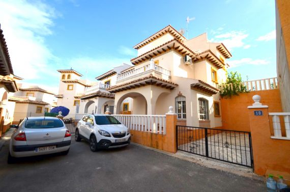 Дом в Ориуэла Коста, Испания, 70 м2 - фото 1
