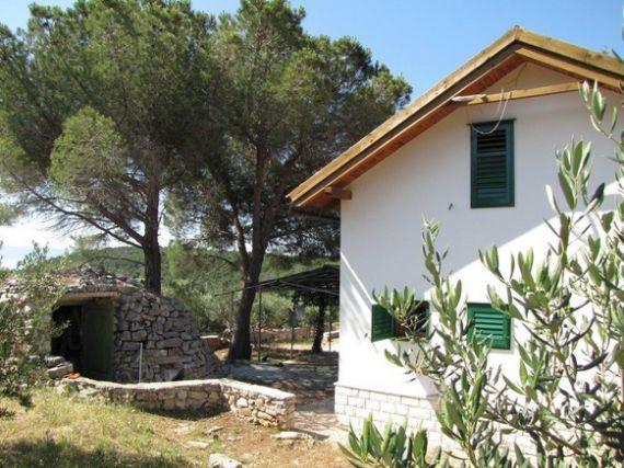 Дом на Браче, Хорватия, 70 м2 - фото 1