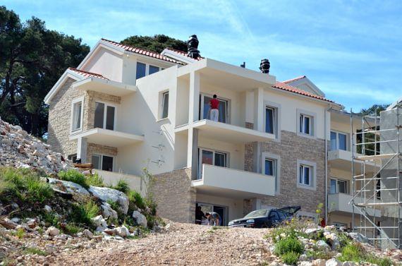 Апартаменты в Рогознице, Хорватия, 42 м2 - фото 1