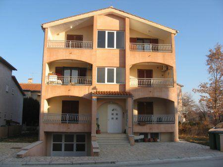 Квартира в Врсаре, Хорватия, 55 м2 - фото 1
