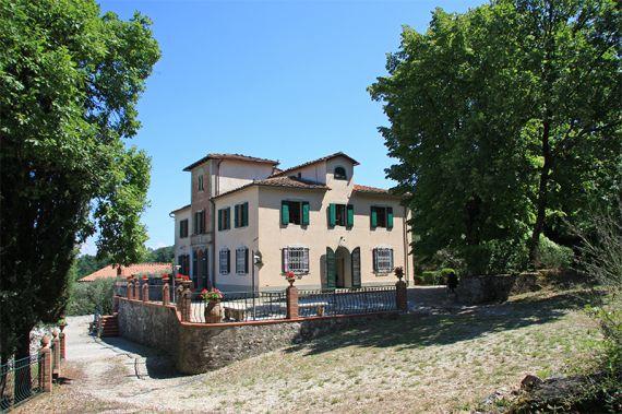 Вилла во Флоренции, Италия, 431496 м2 - фото 1