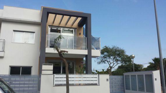 Дом в Гуардамар-дель-Сегура, Испания, 93 м2 - фото 1