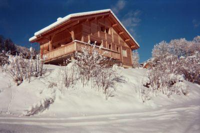 Шале в Рона-Альпы, Франция, 190 м2 - фото 1