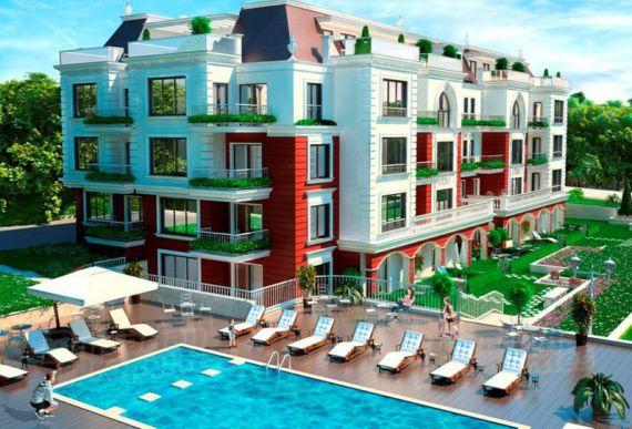 Апартаменты в Варне, Болгария, 42 м2 - фото 1