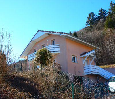 Дом в Рона-Альпы, Франция, 120 м2 - фото 1