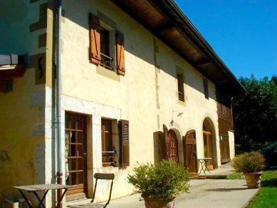 Дом в Верхней Савойе, Франция, 240 м2 - фото 1