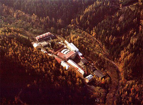 Земля в Карловых-Варах, Чехия, 87310 м2 - фото 1