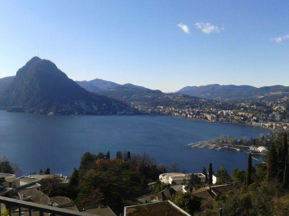 Апартаменты в Лугано, Швейцария, 186 м2 - фото 1