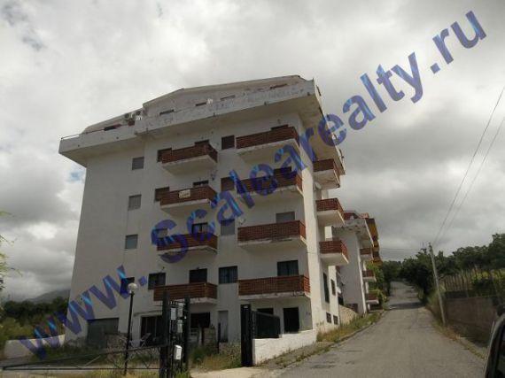 Квартира в Скалее, Италия, 25 м2 - фото 1