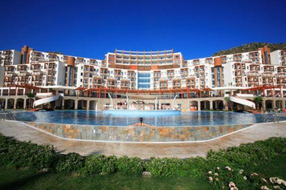 Отель, гостиница в Бодруме, Турция, 50000 м2 - фото 1