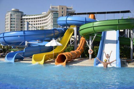 Отель, гостиница в Анталии, Турция, 120000 м2 - фото 1