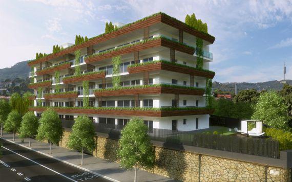 Апартаменты в Барселоне, Испания, 201.21 м2 - фото 1