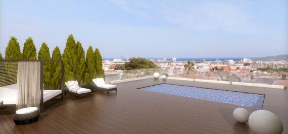 Апартаменты в Барселоне, Испания, 267.63 м2 - фото 1