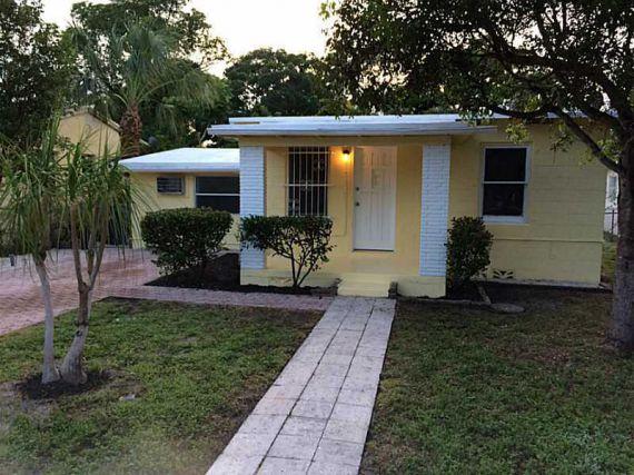 Дом в Майами, США, 78 м2 - фото 1