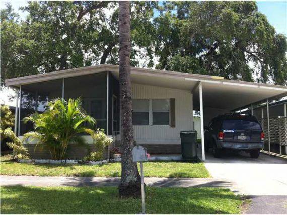 Дом в Майами, США, 93 м2 - фото 1