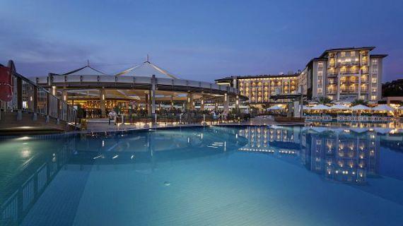 Отель, гостиница в Анталии, Турция, 70000 м2 - фото 1