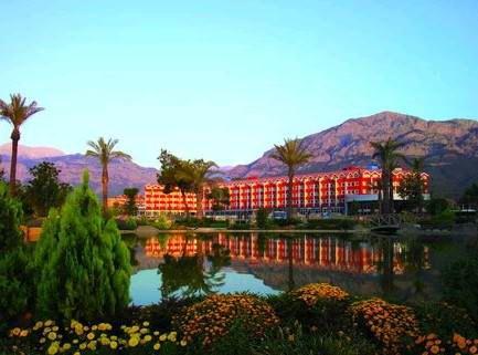 Отель, гостиница в Анталии, Турция, 42000 м2 - фото 1
