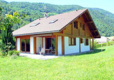 Дом в Верхней Савойе, Франция, 140 м2 - фото 1